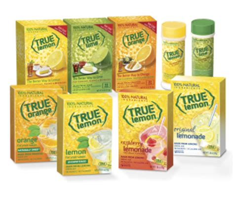 Free Product Sles True Lemon And True Lime by Farm Fresh Supermarkets True Lemon Drink Mix 1 49