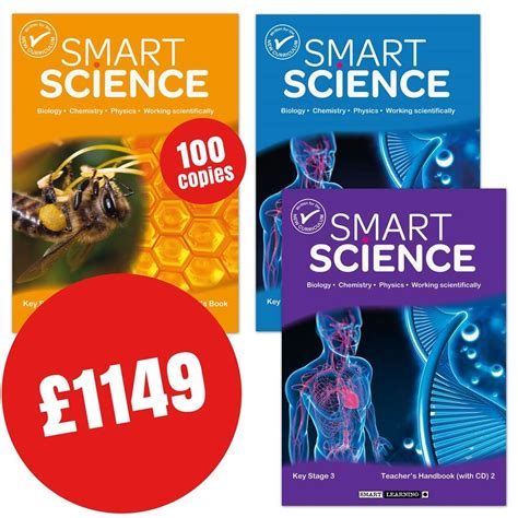 Smart Series Science For 4 5 Year smart science 2 year key stage 3 special offer pack