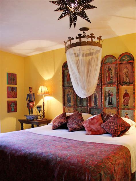 spanish bedroom 10 spanish inspired rooms hgtv