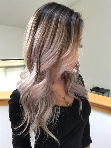 older eoman eith balayage highlights image result for 45 year old asian women with platinum