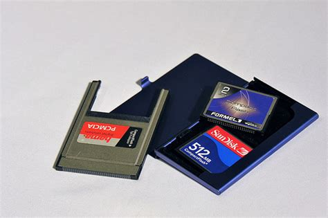 Memory Card Hape memory cards i a pcmcia card reader but it s flickr