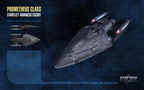 trek prometheus with books trek prometheus class starship