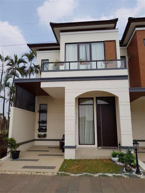 Rumah Strategis Di Tangerang rumah dijual rumah mewah bertingkat di lokasi paling