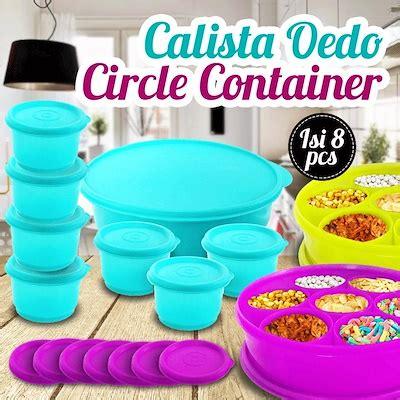 Calista Oedo Circle qoo10 calista oedo set kitchen dining