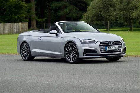 Audi A5 Tdi 2 0 by Audi A5 Cabriolet 2 0 Tdi Reviews Complete Car