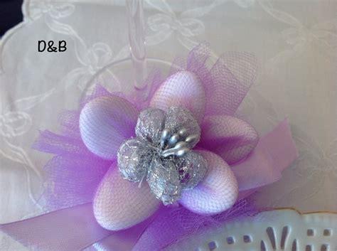 fiori nozze d argento fiore porta confetti per nozze d argento feste