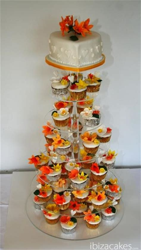 tiger lily cup cakes ibiza cakes