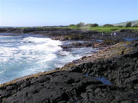 punalu u punalu u beach hawaii punalu u black sand beach hawaii