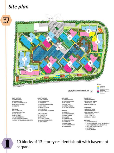 sle site plan the standard for luxury ec the criterion just ask frank