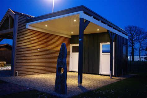 beleuchtung gartenhaus indirekte beleuchtung am gartenhaus so muss das
