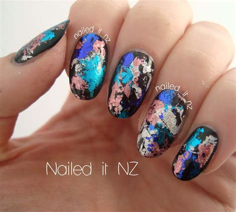 Nail Foil by Nail Foils Review Such An Cool Effect