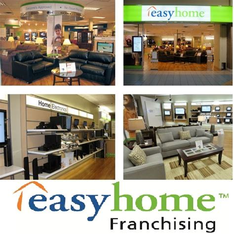 home furnishings retail sale and rental franchises