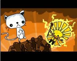 kedi ve guenes krali oyunu oyna oyun skor