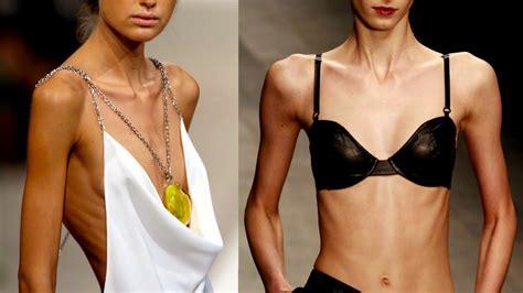 France Bans Super Skinny Models | france bans super skinny models youtube