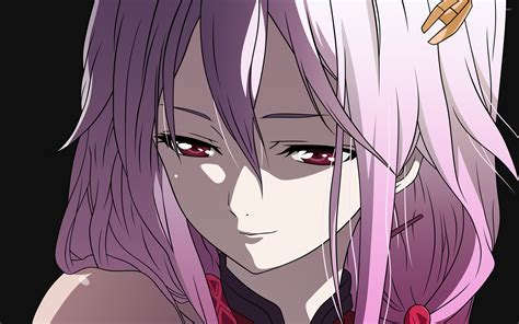 wallpaper anime guilty crown inori yuzuriha guilty crown 4 wallpaper anime