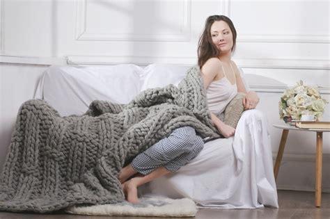 decke stricken strickanleitung eine tolle decke selber stricken
