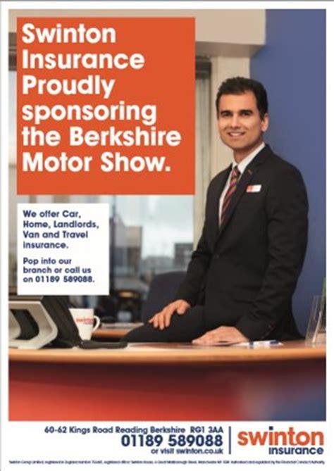 Motor Trade Insurance Swinton by Berkshire Motor Show