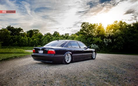 bmw 740 stance pictures bmw e38 stance cars