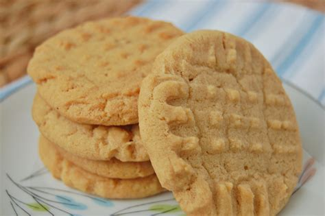 classic peanut butter cookies the apron archives