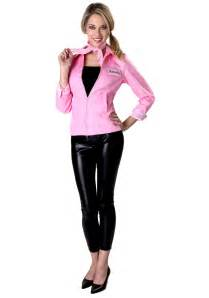 authentic grease pink jacket