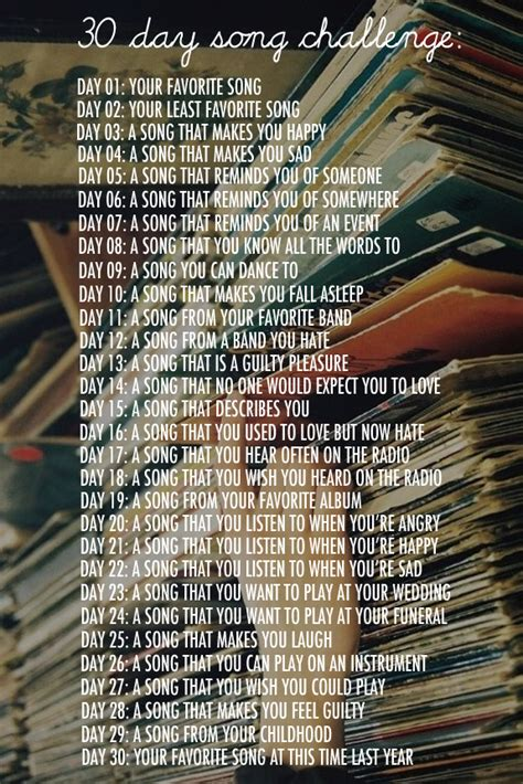 day songs 30 day song challenge all about mcblain