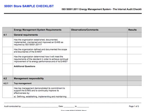 quality control audit checklist pictures to pin on