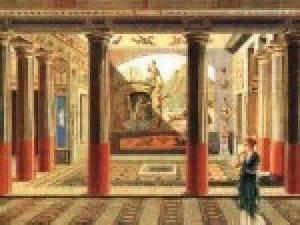 photo d 233 coration d une romaine par deco