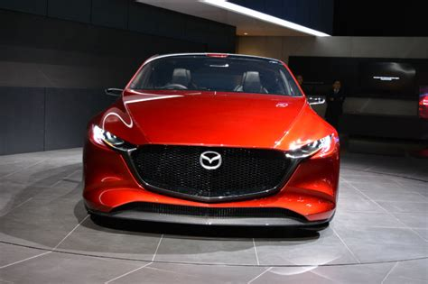Mazda 3 2020 Cuando Llega A Mexico by 2017 Tokyo Motor Show Mazda Concept And Wheels