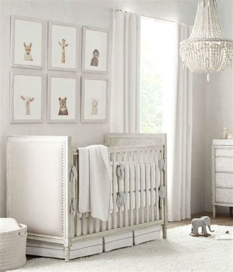 Calming Grey Nursery Design Get The Look Yes Please Gray Nursery Decor