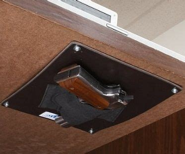 under desk gun safe 102 best images about przechowujemy broń gun storage on