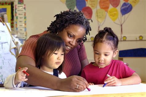Preschool Education And by Middle Childhood Information Home