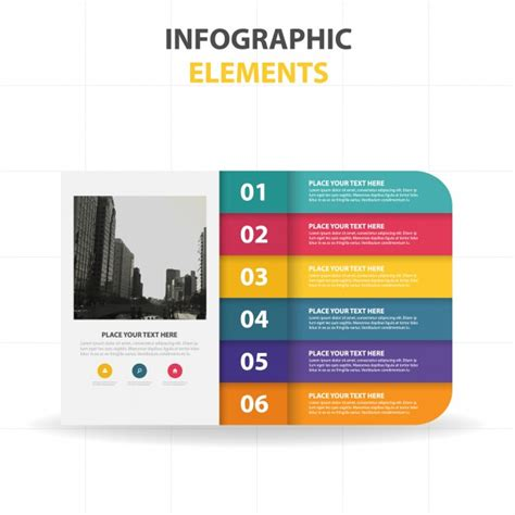 Infographic Design Template Psd