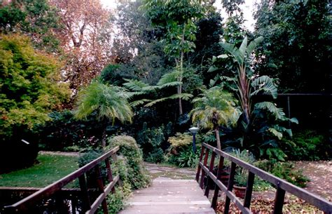 Stellenbosch Botanical Gardens Stellenbosch Botanic Garden
