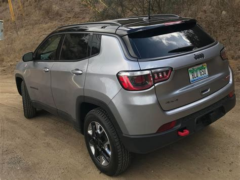 jeep compass trailhawk 2018 2018 jeep compass trailhawk review spin jeep