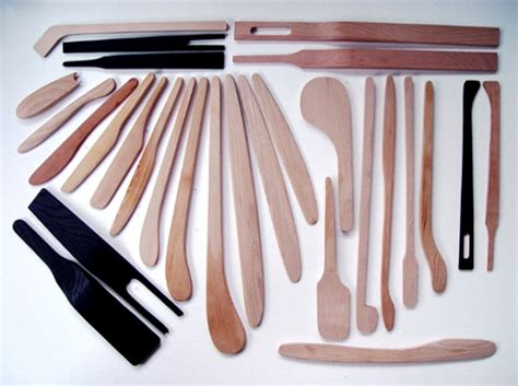 Handmade Kitchen Utensils - wooden bowls utensils by gary allson the style files