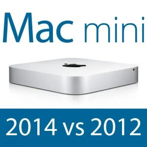Grab Your Mac Mini To Go With The Mac Mini Sleevecase by Mac Mini 2014 Vs 2012 Grab The Last Generation Mac Mini