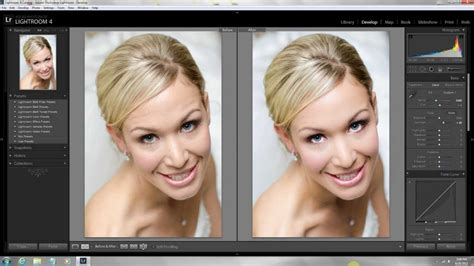 lightroom tutorial for portrait how i shot and edited this wedding portrait in lightroom 4