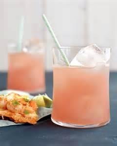 ruby red tequila cocktails recipe martha stewart