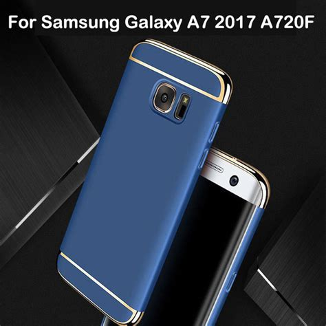Anti For Glalaxy A72017 3 in 1 for samsung galaxy a7 2017 sm a720f back