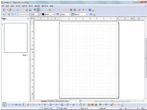 membuat flowchart di open office bacaan komputer beberapa software desain grafis