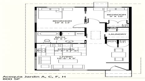 800 sq ft floor plans house plans under 800 sq ft modern house plans floor