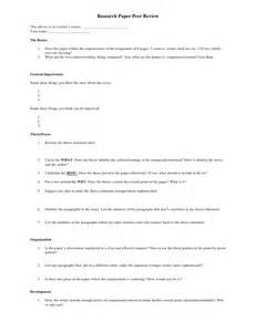 Research Papers For Sale Reviews by Research Paper Peer Review