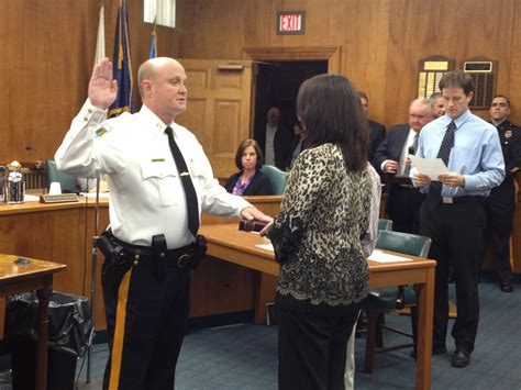 Police Giveaways - millburn township committee confirms police promotions millburn short hills nj news