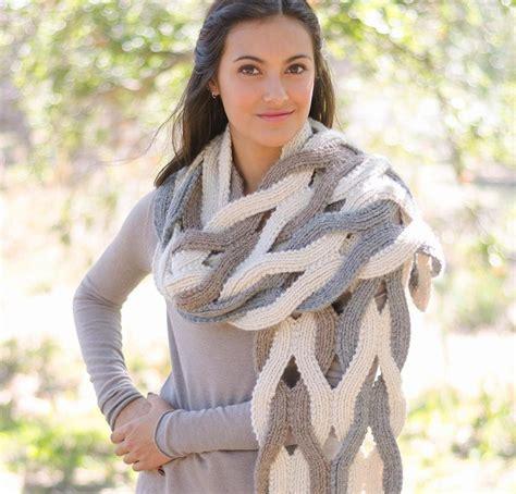 japanese pattern scarf japanese weave wrap scarf kit craftsy