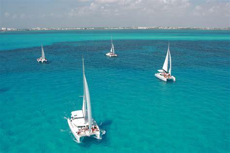 isla mujeres cruise by catamaran sail by catamaran to isla mujeres