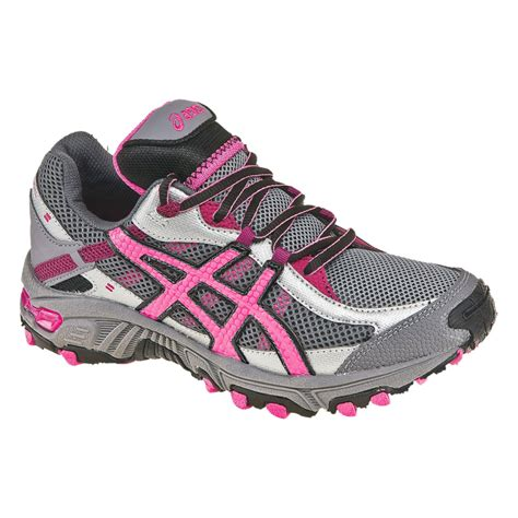 youth running shoes asics youth trabuco 14 gs running shoes