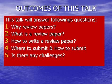 how to write a paper for publication in a journal how to write a paper for publication in a journal 28