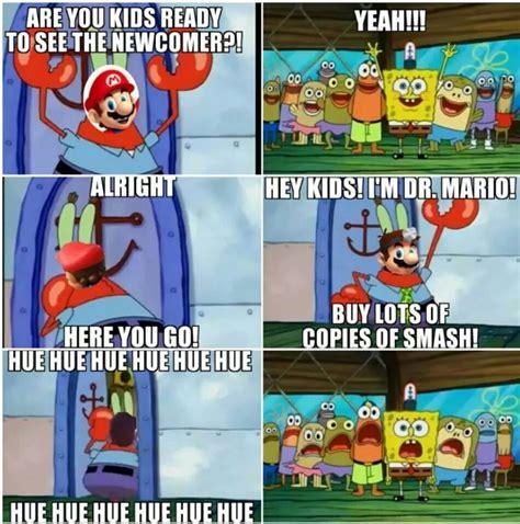 Smash Bros Memes - funny ssb4 memes