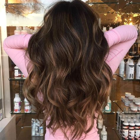 best 25 hair specialist ideas on pinterest carmel ombre the 25 best balayage dark brown hair ideas on pinterest