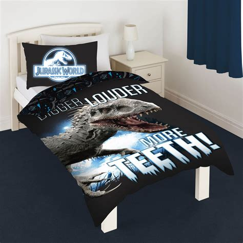 bedroom cover sets dinosaur design single duvet cover sets boys bedding